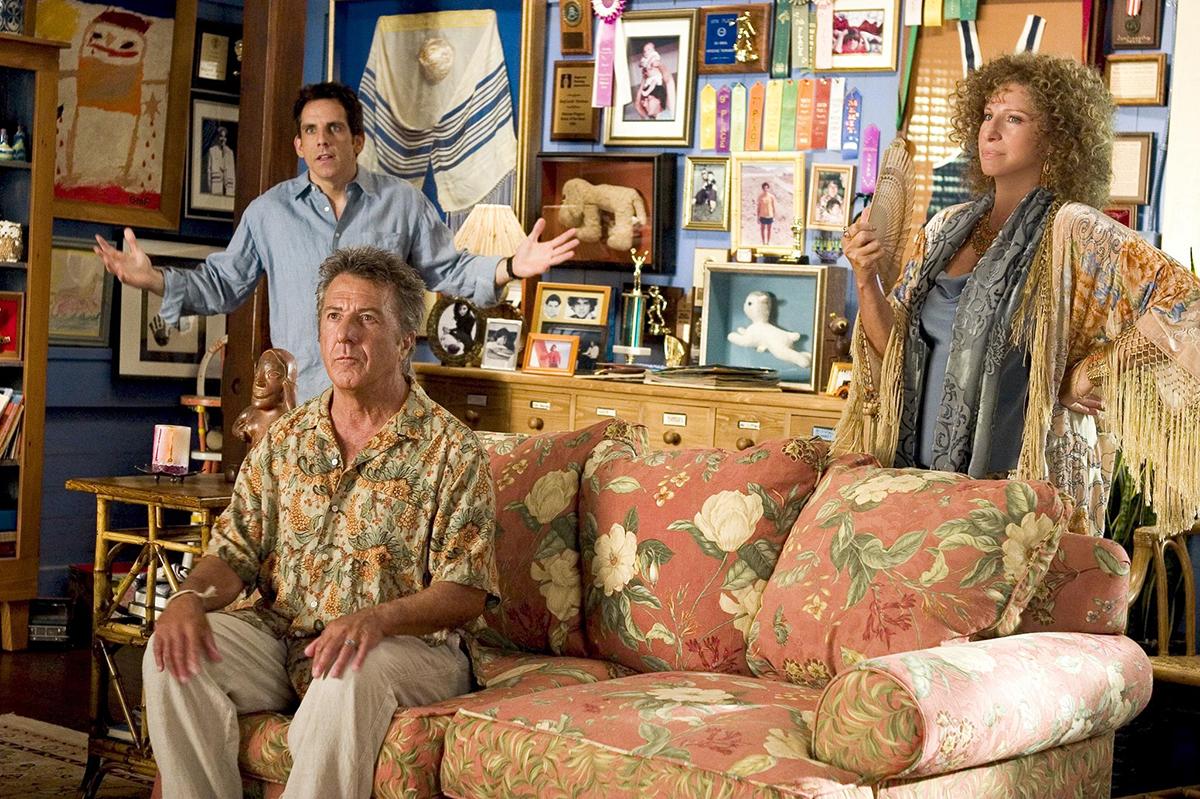 Mon beau-père, mes parents et moi
