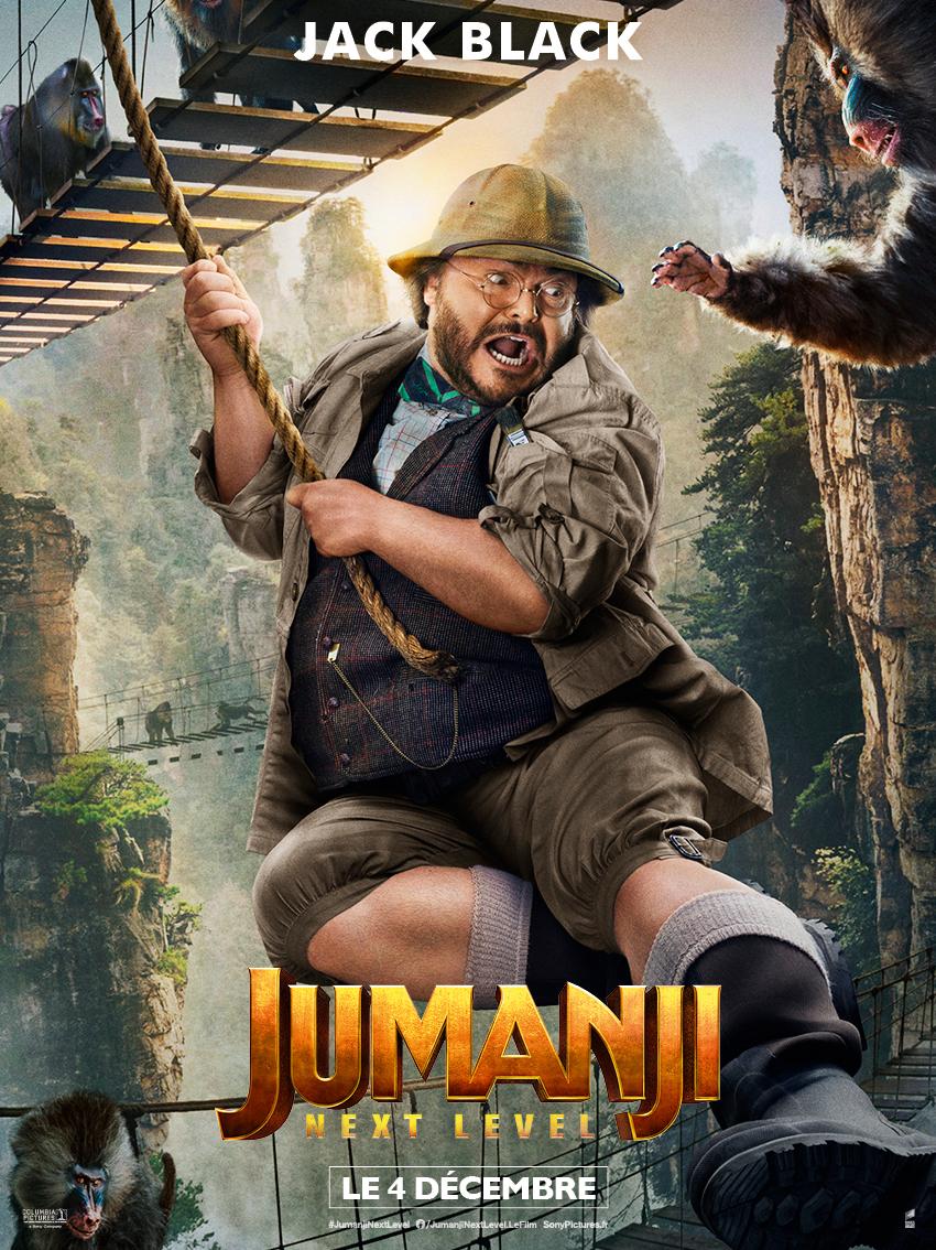 Jumanji: next level